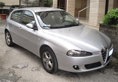 Alfa Romeo 147 by 2008 Alfa Romeo 147 Pictures Information And Specs