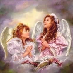 Angels Prayer - Angel Picture