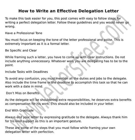 sample letters business letter format examples