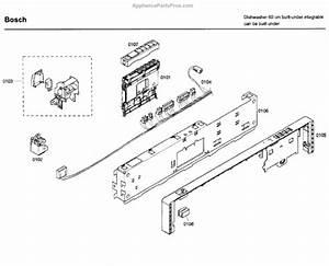 Bosch 00676967 Control Unit