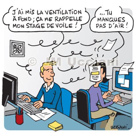 bureau humour jm ucciani dessinateurclimatisation au bureau