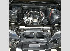 BimmerBoost Somebody in Germany is swapping a C6 Z06 LS7