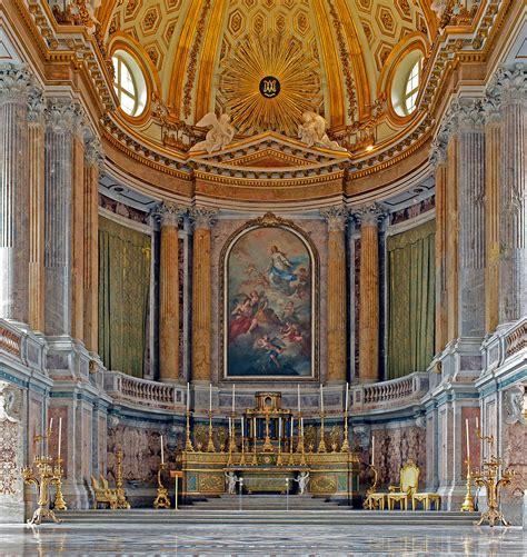 Costo Ingresso Reggia Di Caserta Cappella Palatina Della Reggia Di Caserta