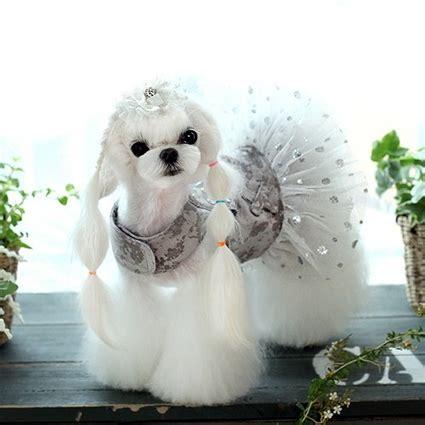 lavish lady small dog tutu dress