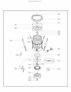 Lg Ajb73816004 Stator Assembly