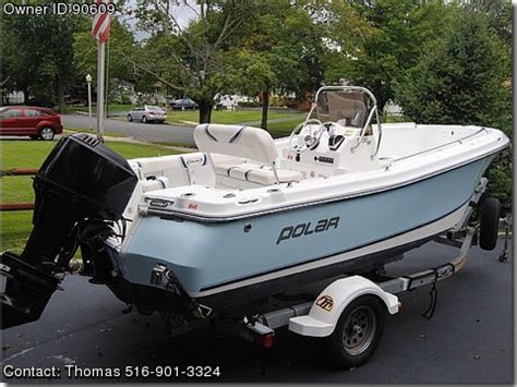 Center Console Boats For Sale By Owner In California by 2005 Polar Center Console Used Boats For Sale By Owners