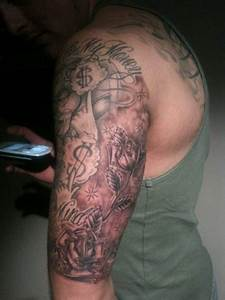 Tricep Tattoos For Men - Tattoos Art
