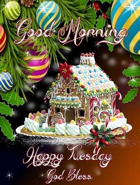 christmas good morning happy tuesday quote pictures