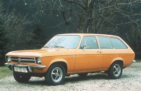 Opel Car 1970 by In Time 1970 Cars Opel Ascona A
