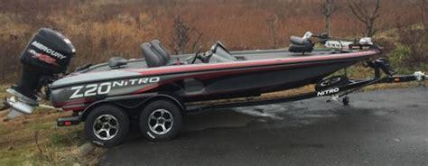Nitro Boats Bass Pro by Melvin Smitson Nitro Bass Boats For Sale