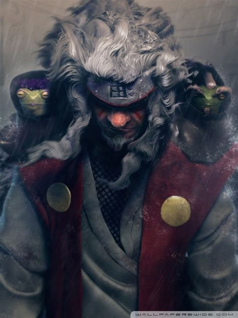 jiraiya ultra hd desktop background wallpaper   uhd
