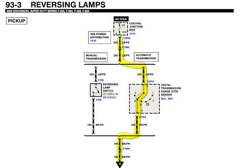 2006 Ford F 250 Backup Light Wiring Diagram by My 2000 Ford F 350 Lights Do Not Work I Replaced