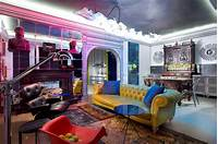 what is eclectic Eclectic Studio in Ukraine Reflects a Bold Personality
