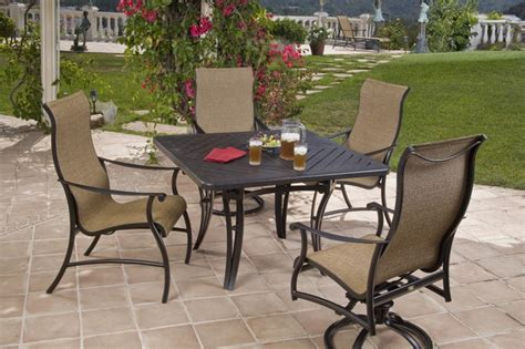 mallin patio furniture mallin patio furniture madeira cushion collection