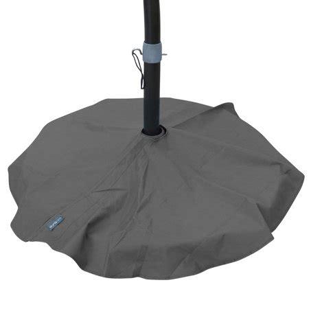 duraviva outdoor patio umbrella base stand weatherproof