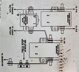1998 Pace Arrow House Batteries