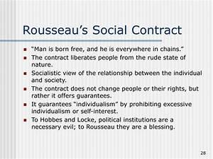Ppt - Hobbes  Locke  Rousseau Powerpoint Presentation