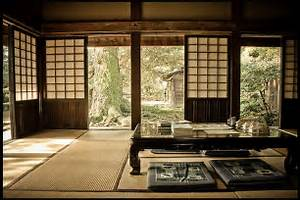 Traditional Japanese Style Home Design Interior Japanese Style Gazebo Designs For The Home Garden