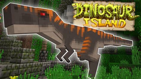 rex dinosaur island pt