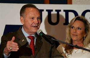 Roy Moore's wife Kayla: 'Allegations weren't common ...