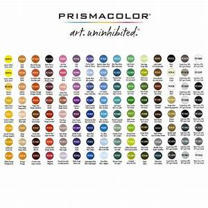 Prismacolor Blank Color Chart 72 1000 Images About Colored Pencil Charts On Pinterest