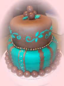 Fondant Birthday Cake Ideas