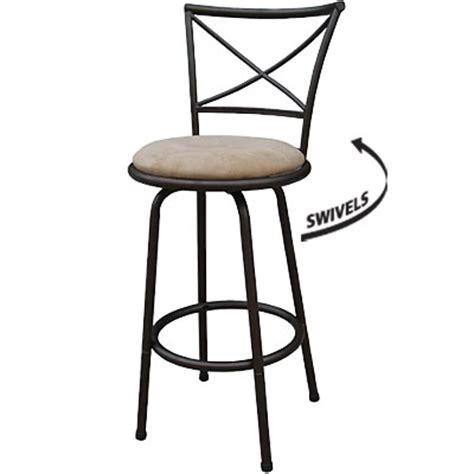 big lots bistro table and chairs 30 quot cushioned barstool