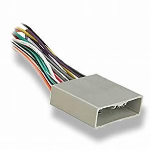 Metra 70-1722 Radio Wiring Harness For Honda