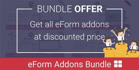 eform form builder add on bundle for eform form builder
