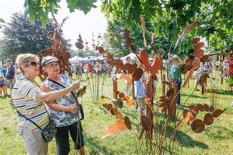 Crosby Festival Is Hot, Humid, And Beloved By Devotees Of