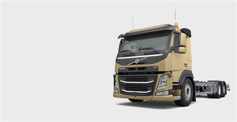Volvo Fm The Multi Purpose Specialist Volvo Trucks