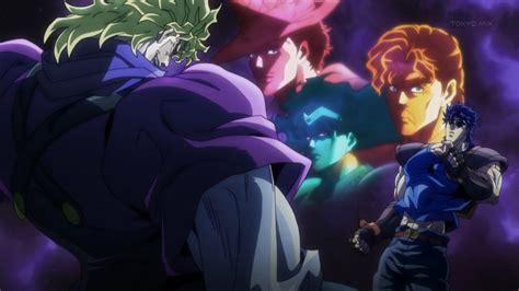 Jojos Adventure All Battle Kujou Jotarou Blue Hair Anime Costume C C Jojo S Adventure Quot Bloody Battle Jojo