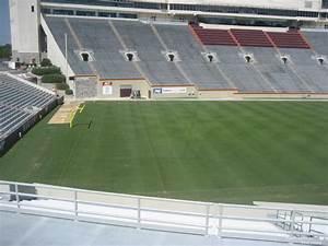 Lane Stadium Interactive Seating Chart Lane Stadium Section 17 Rateyourseats Com