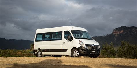 renault master minibus 2017 renault master bus review caradvice