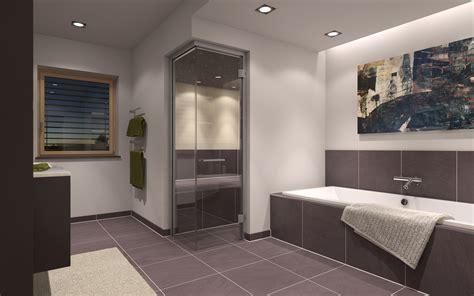 Badezimmer Modern Mit Sauna by Klafs Planungsideen