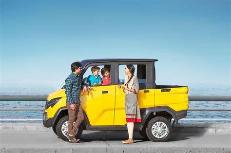 polaris introduces multix mini truck  india