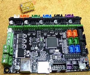 Tmc2208 Uart On Bigtreetech  Biqu Skr V1 1  V1 3  And V1 4