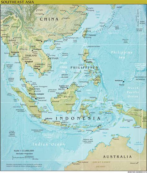 Dienvidaustrumāzija — Vikipēdija