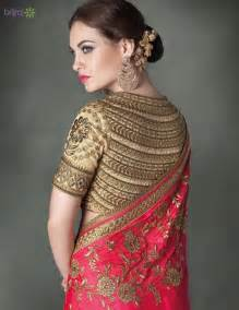 saree blouse designs 5 amazing saree blouse back designs brijraj fashion