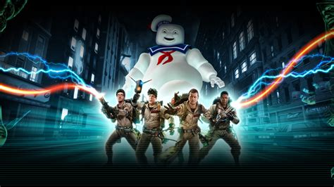 ghostbusters  video game remastered coming  switch