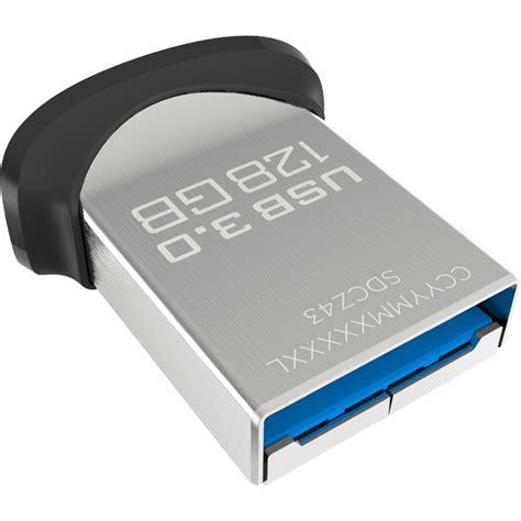 Sandisk Ultra 3 0 128gb usb sandisk ultra fit cz43 128gb usb 3 0