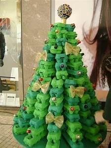 Weihnachtsdekoration Selber Basteln : die besten 25 weihnachtsbaum basteln ideen auf pinterest ~ Articles-book.com Haus und Dekorationen