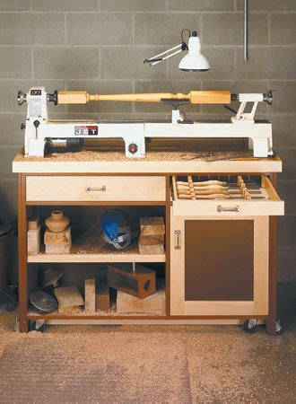 multifunction shop carts woodworking project woodsmith