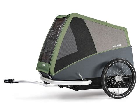 model year   bike trailer croozer
