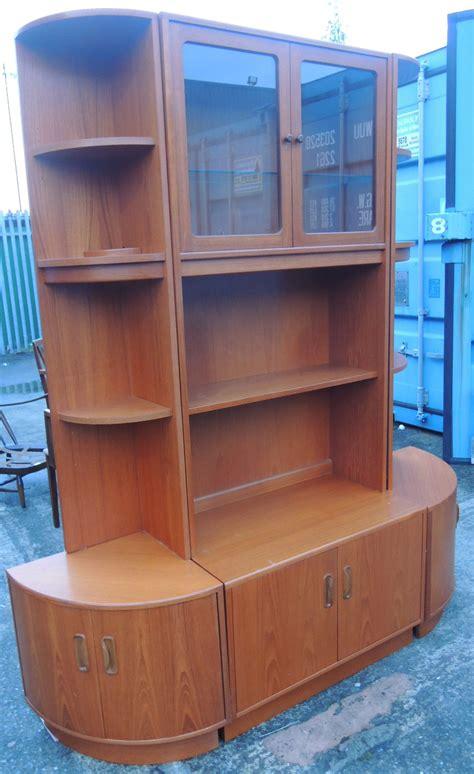 Retro Bookcase by Antiques Atlas Retro G Plan Cabinet Bookcase