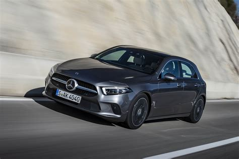Mercedes A Class Picture by Mercedes A Class Review Images 2018 Carbuyer