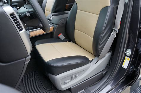 Chevy Silverado 1500 2500 3500 20142017 Iggee Sleather