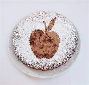 Decorating Cake with Powdered Sugar