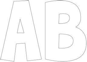 moldes de letras para imprimir 15 para ale letras para imprimir letras imprimir y moldes de