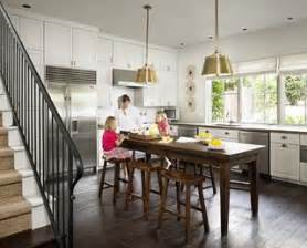 counter height kitchen island dining table 6 ways to rethink the kitchen island